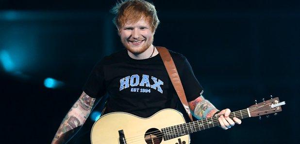 Ed sheeran set to make his first musical film debut ed sheeran stopboris Image collections