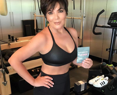 Is That A Bit Of Photoshop We See Kris Jenner?