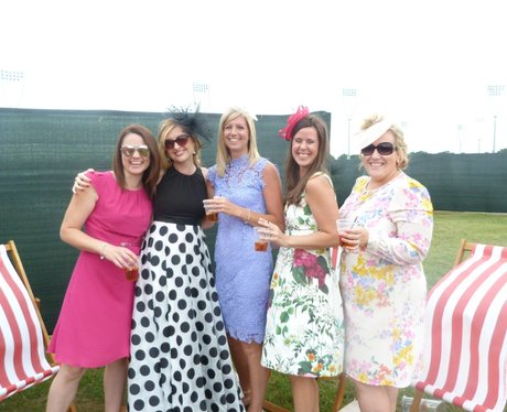Ladies Day at Chelmsford City Racecourse 2017