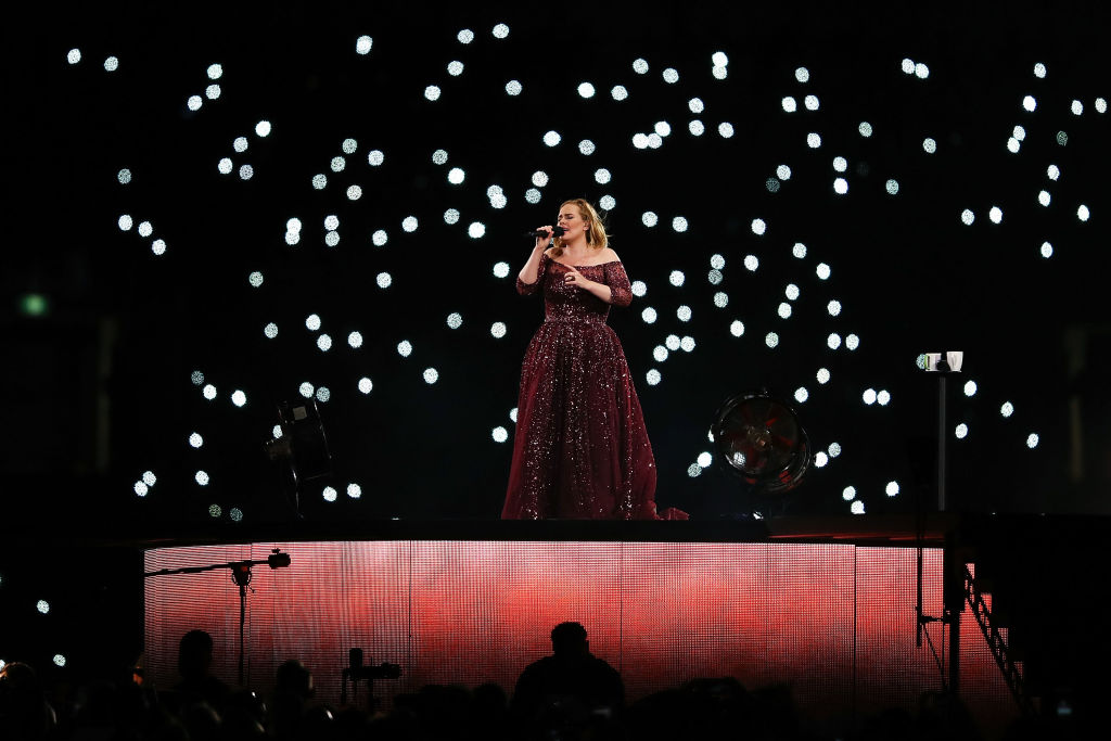 Adele Cancels Wembley Shows
