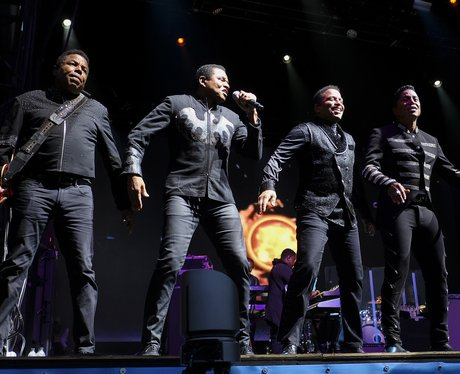 Newmarket Nights with The Jacksons