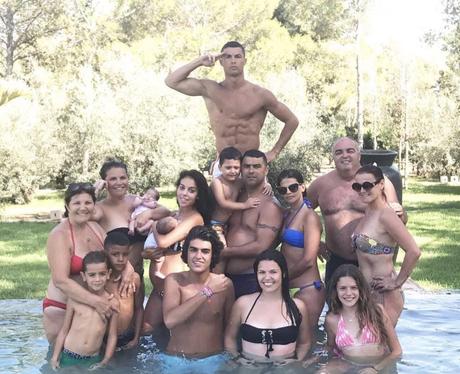 Cristiano Ronaldo confirms he is expecting his fou