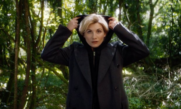 Doctor Who reveal