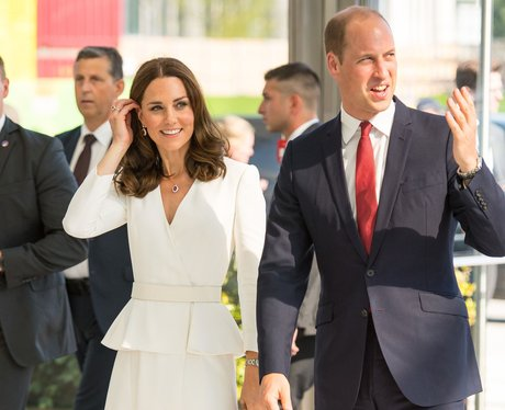 The Duke And Duchess Of Cambridge could be plannin