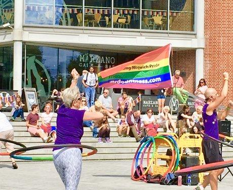 Norwich Pride 2017