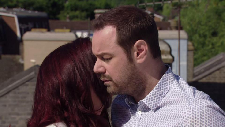 Drama In Eastenders As Whitney Declares Love For F