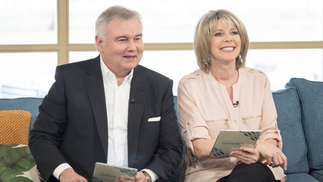 What is Eamonn Holmes and Ruth Langsford's net worth? This