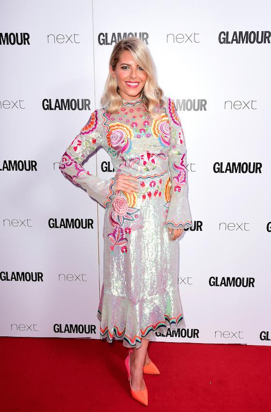 Mollie King Glamour Awards