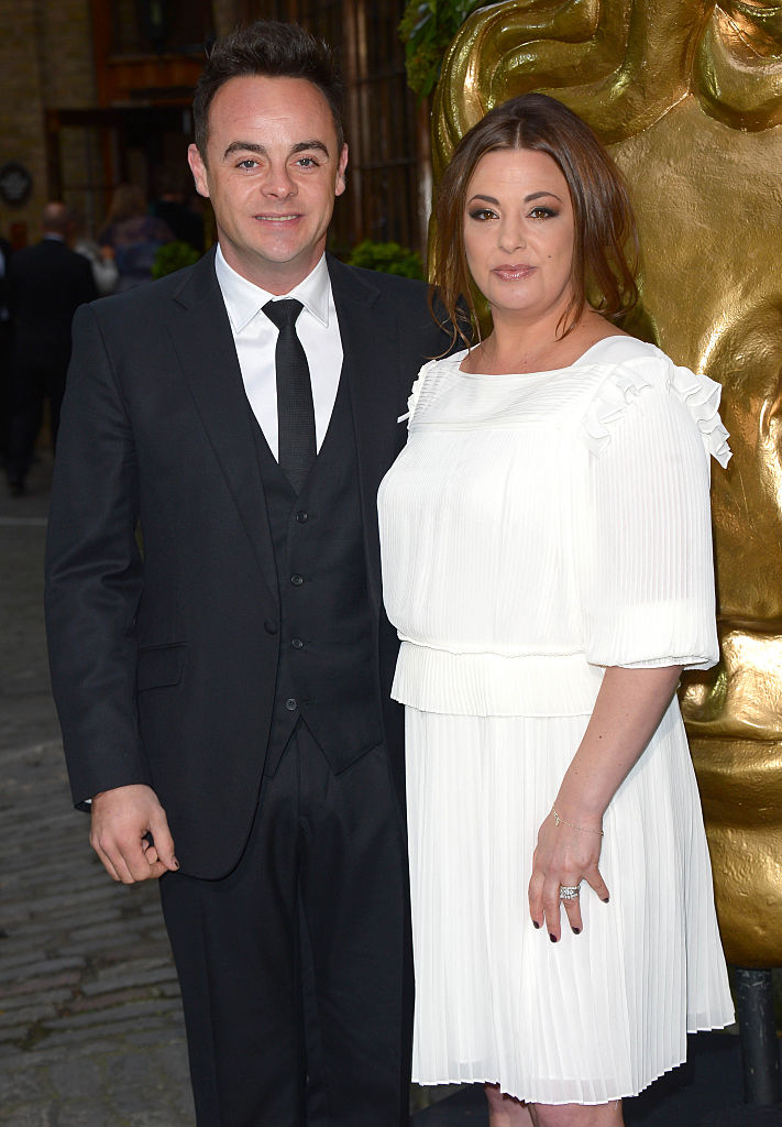 Ant McPartlin and wife Lisa