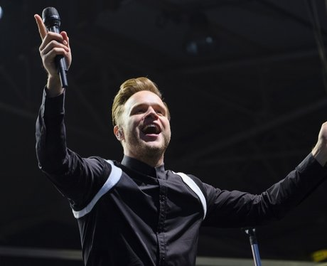 Newmarket Nights: Olly Murs