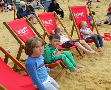Watford Big Beach and Screen - Monster Inc