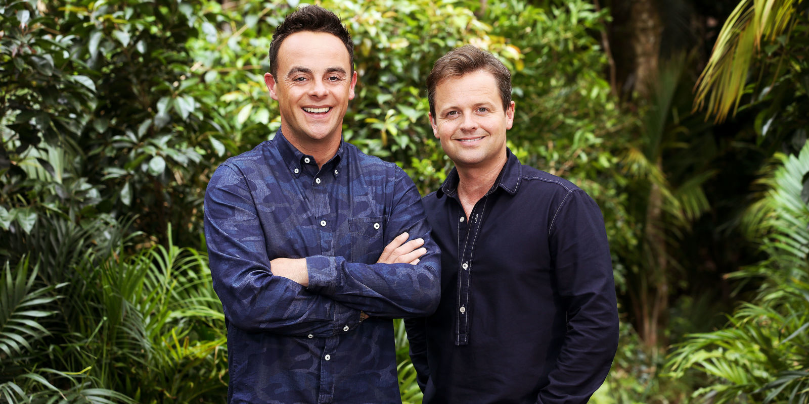 Ant and Dec on I'm a Celebrity... Get Me Out Of He