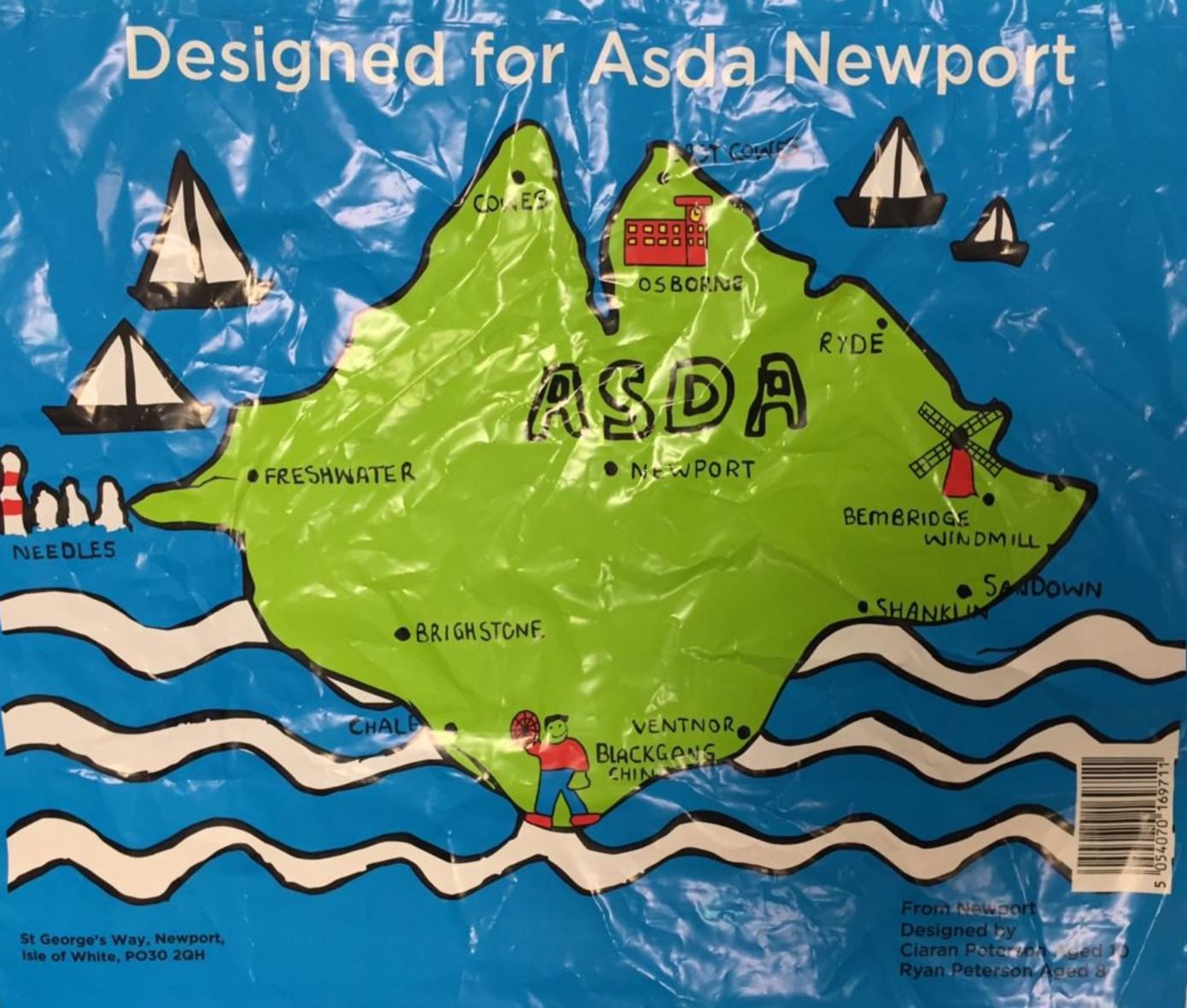 ASDA isle of wight blunder 2