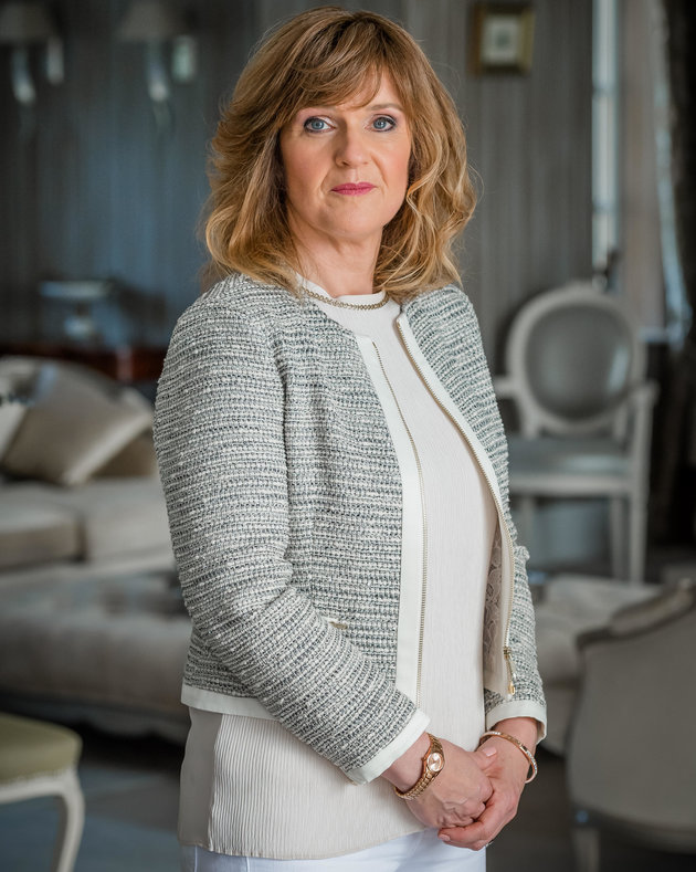 Siobhan Finneran is set to join 'Cold Feet'.