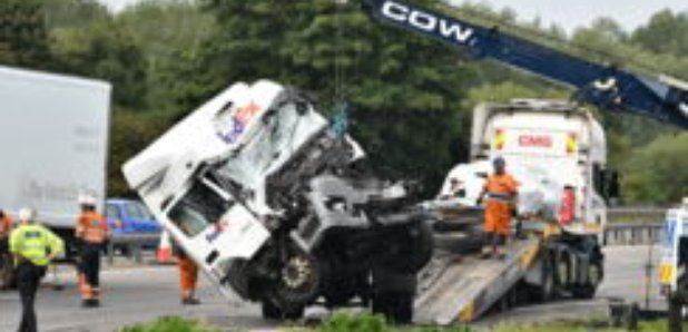 Worcestershire Lorry Driver Charged Over Fatal M1 Crash