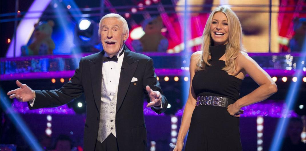 Bruce Forsyth Strictly Come Dancing Tribute