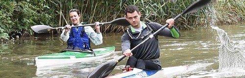 Ryan - Heart's Kayak Challenge