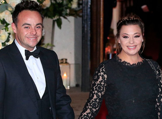Lisa Armstrong Ant McPartlin wife twitter asset