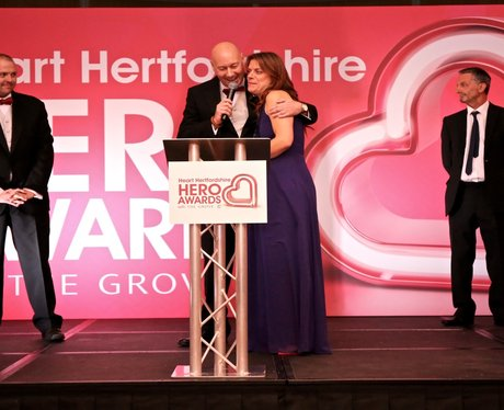 Heart Hertfordshire Hero Awards pt2