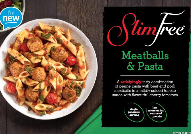 Aldi Rivals Slimming World With Guilt Free Ready Meals With