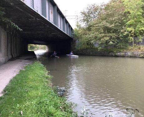 Gemma and ryan tunnel