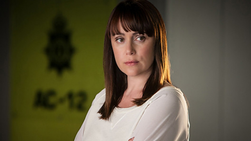 Keeley Hawes, Line of Duty