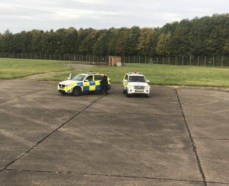 RAF intercept Ryanair flight