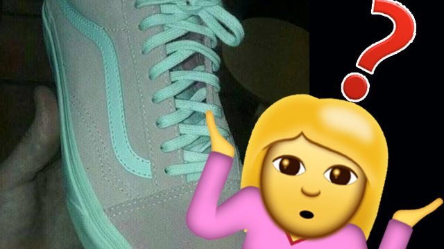 What Colour Are These Shoes? The REAL