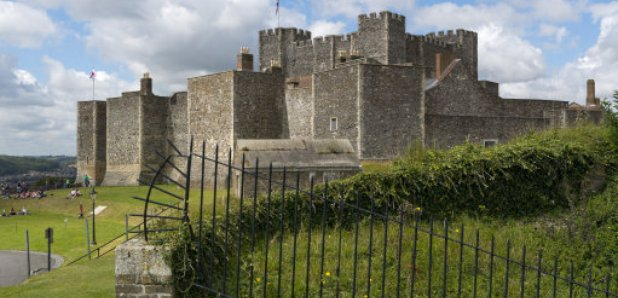 Dover castle among uks spookiest places heart kent dover castle has been named as one of the spookiest places in the uk sciox Image collections