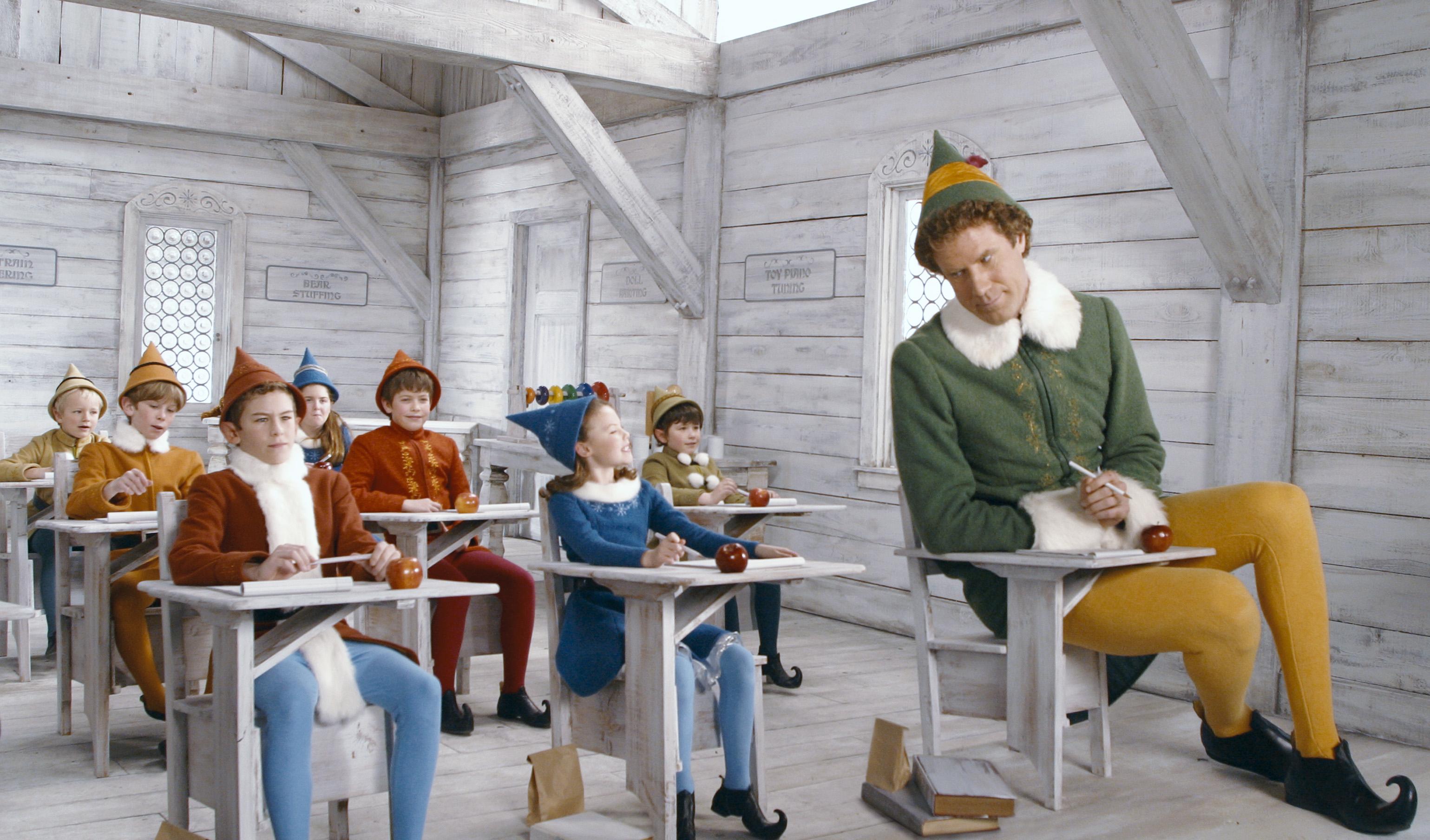 Elf movie still