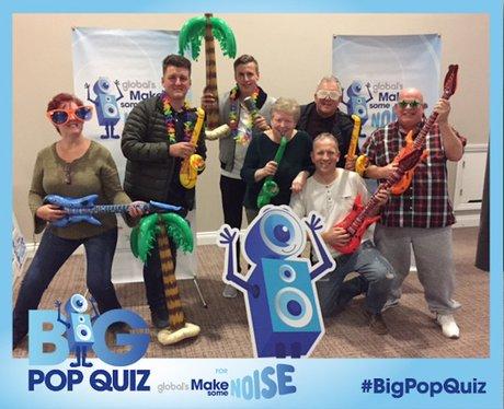 Globals Make Some Noise Big Pop Quiz 2017!