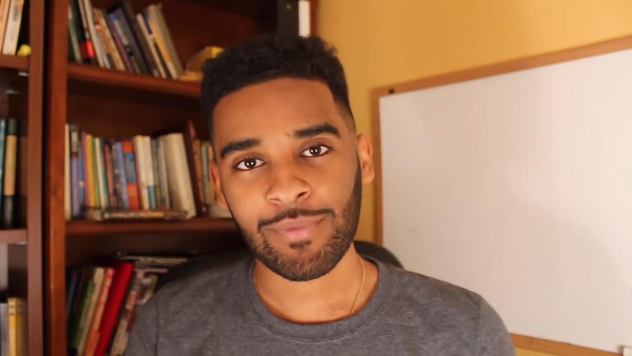 YouTuber Nathan Zed