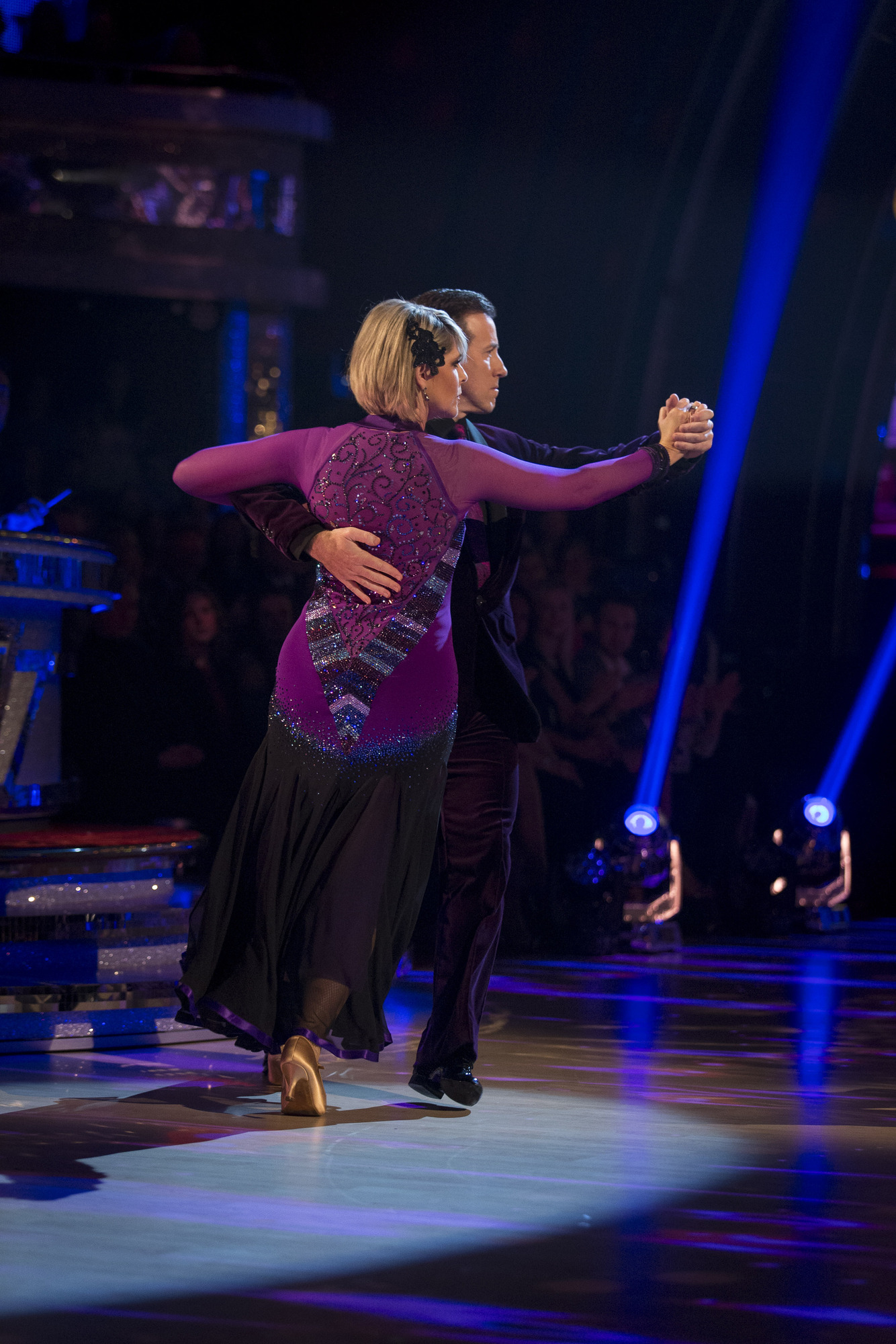 Ruth Langsford Strictly 2