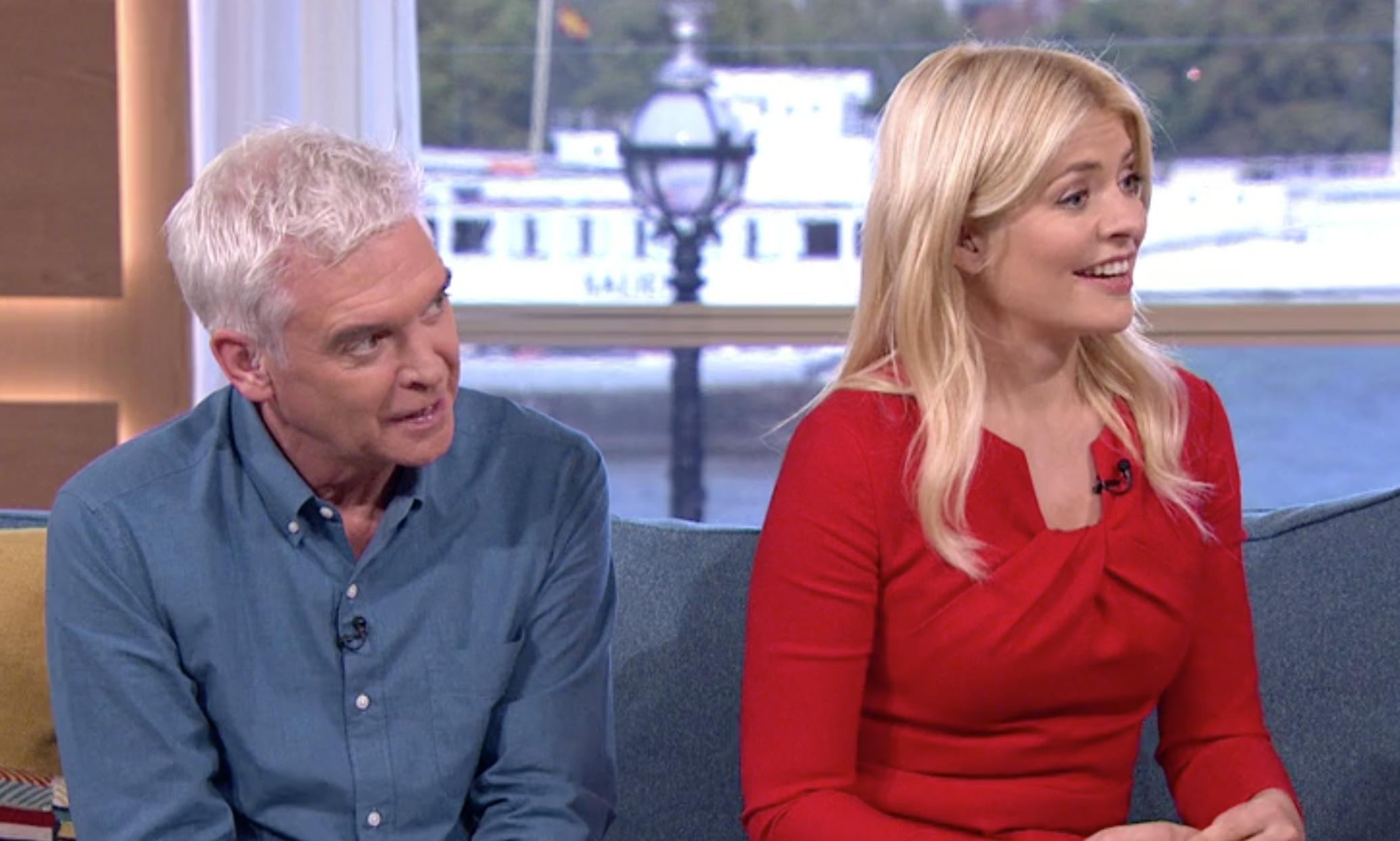 This Morning X factor Blunder 3