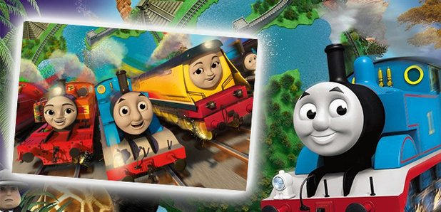 Thomas The Tank Engine Gains Gal Pals In Huge Show Makeover