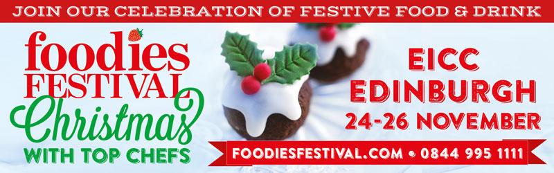 Foodies Ed Christmas