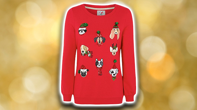 Christmas Jumper Asda