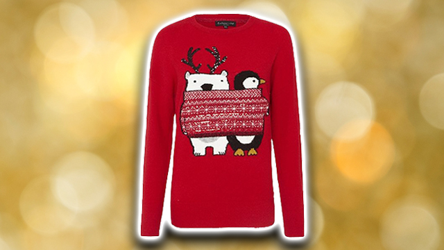 Christmas Jumper Tesco