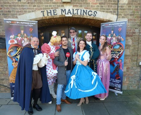 Beauty & The Beast Maltings Panto Launch