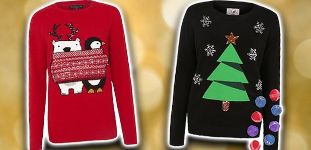 491c6302a These Are Our Top 10 Bargain Christmas Jumpers Of 2017!