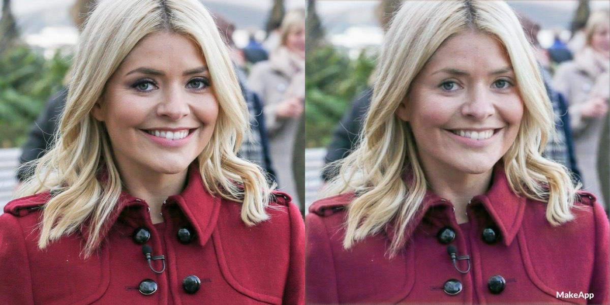 Holly Willoughby Make App
