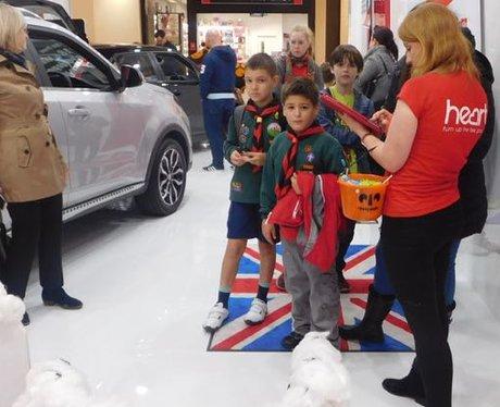 Nathaniel Cars Halloween Weekend!