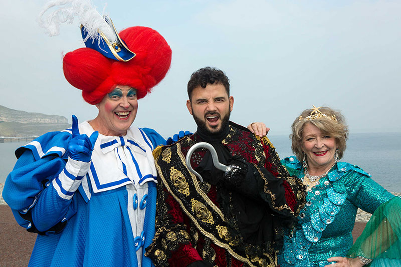 A Wish For Christmas Cast.Make A Wish With Peter Pan At Venue Cymru And Win Heart