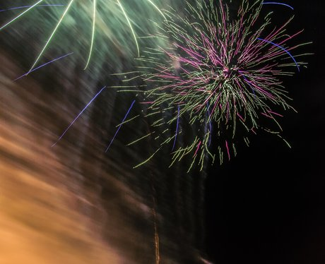 Skylark Fireworks Spectacular 2017