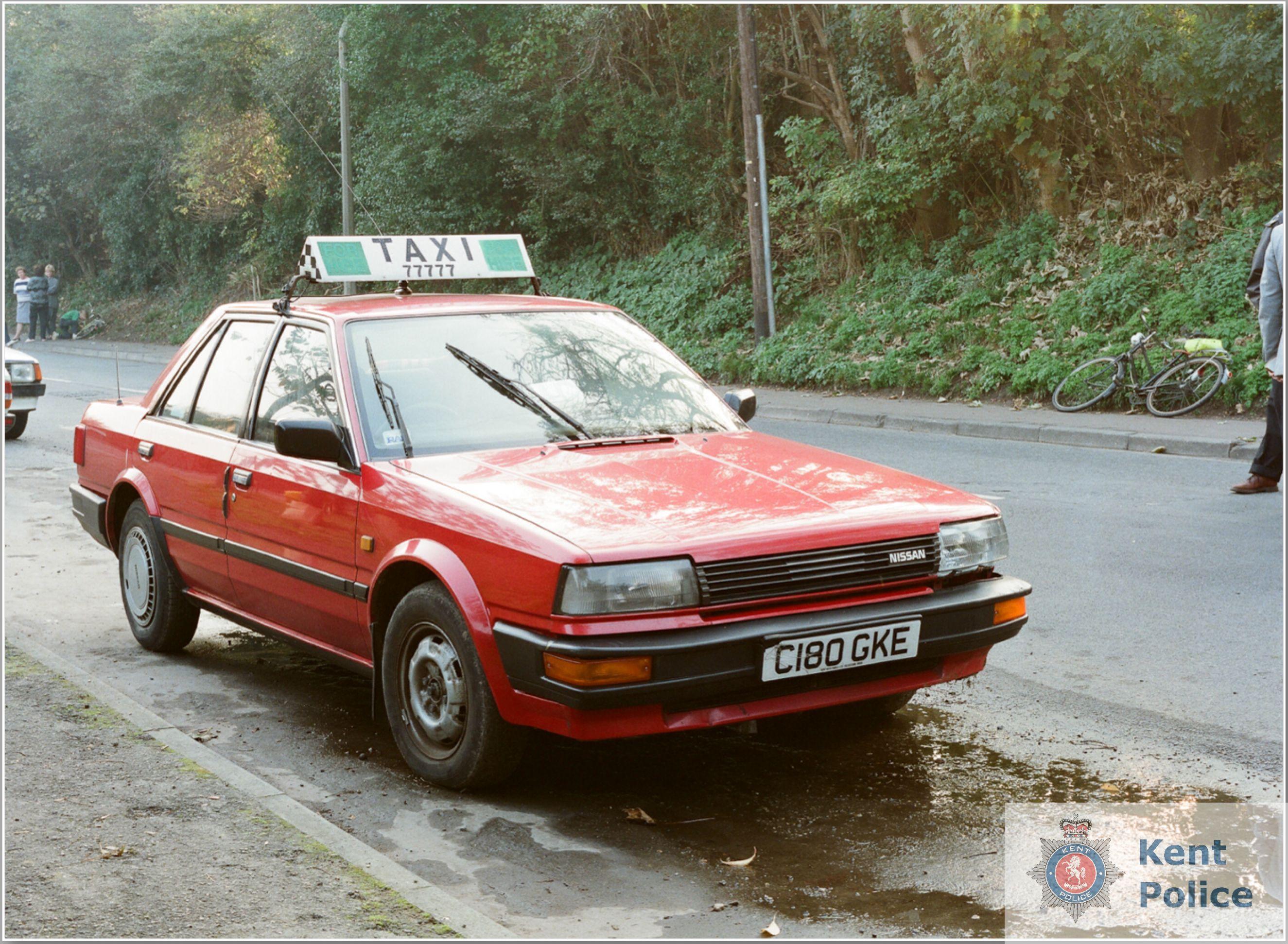 Derek Brann's taxi was found abandoned