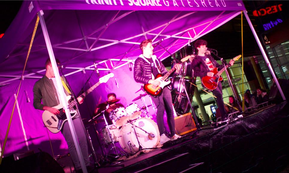 Trinity Square Band
