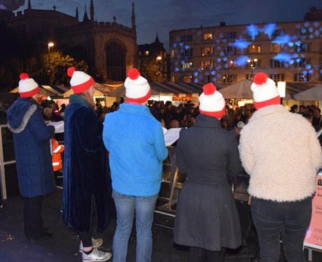 Cambridge Christmas Lights 2017