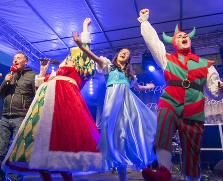 Peterborough Christmas Lights 2017