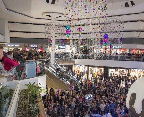 Queensgate Christmas Lights 2017
