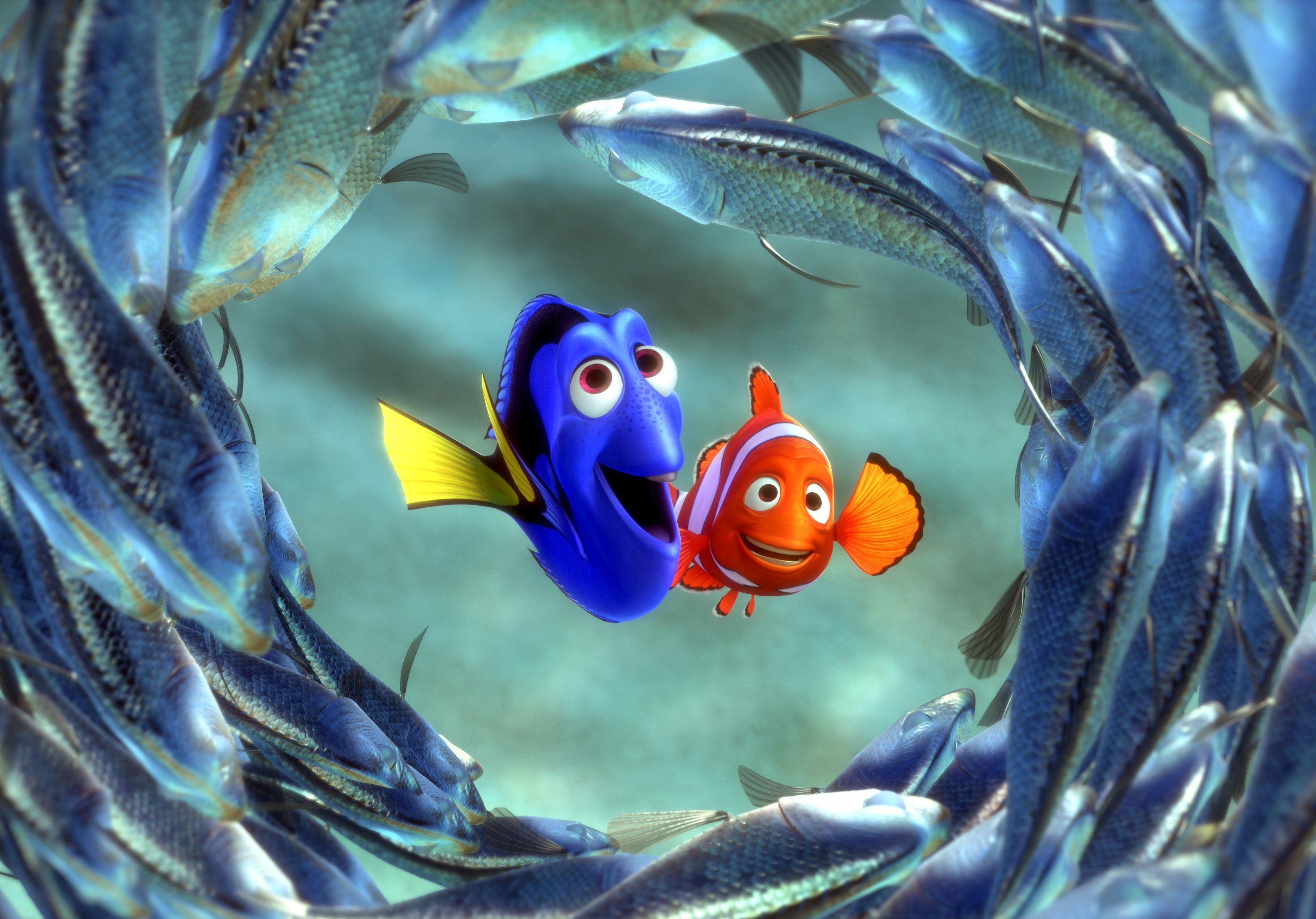 Marlin and Dory, Finding Nemo
